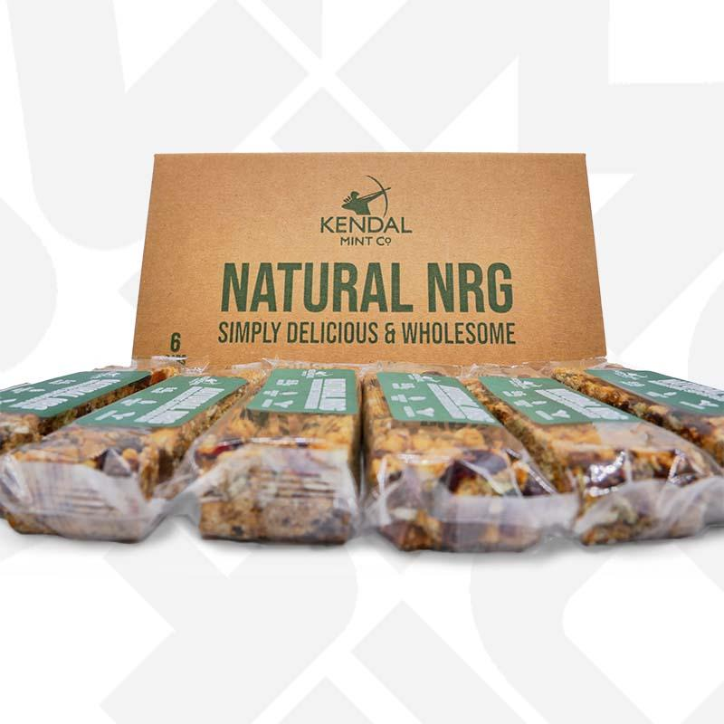 Natural Superfood Energy Bar from Kendal Mint Co