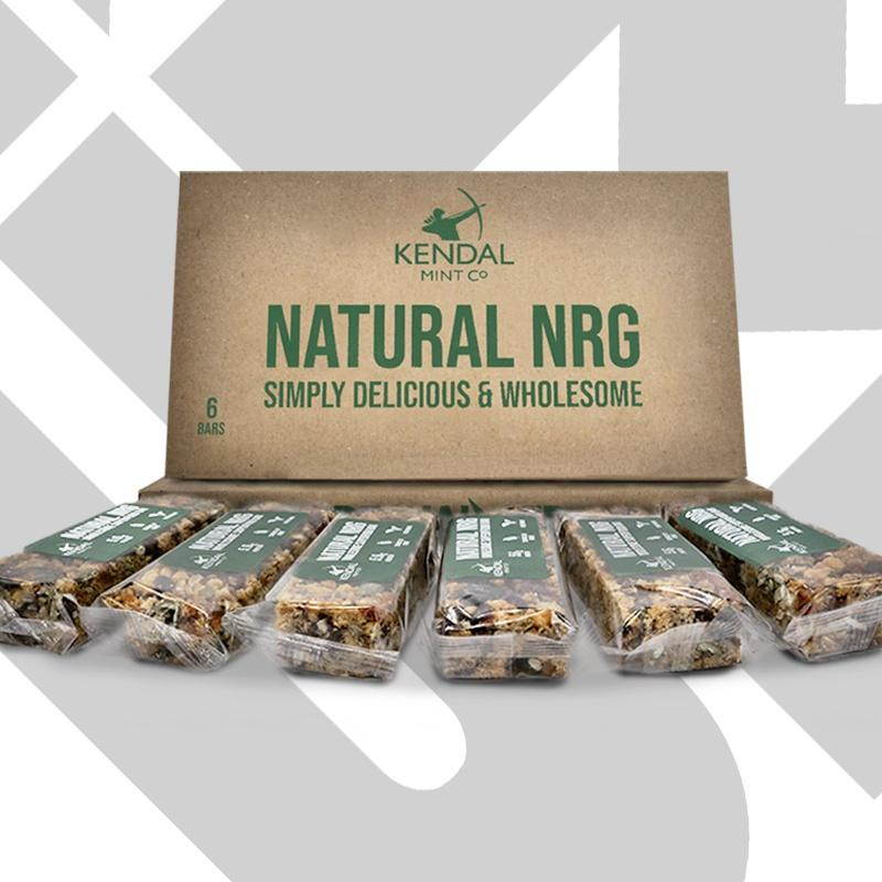 BRAND NEW! Natural NRG: Wholesome Superfood Bar 70g
