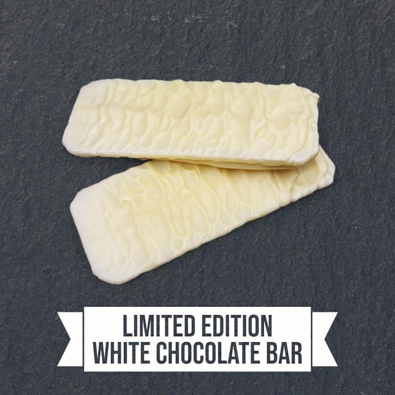 limited edition white chocolate mint cake