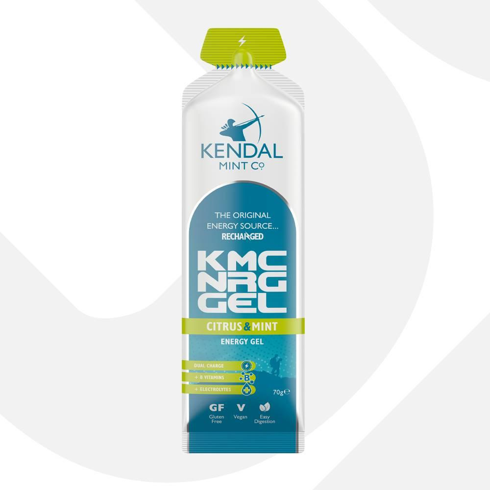 KMC NRG GEL Citrus & Mint Energy Gel 70g