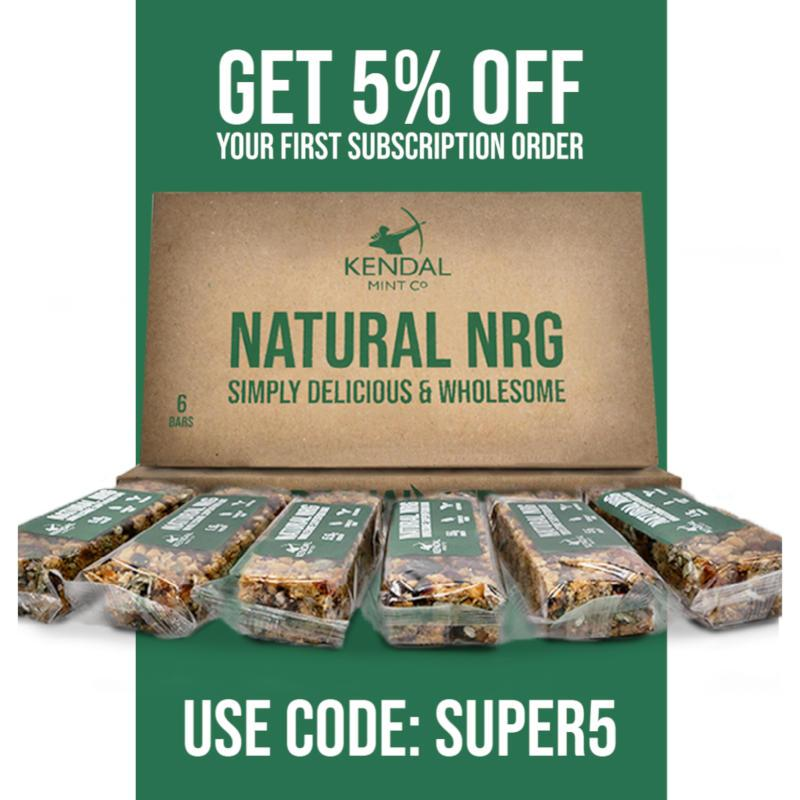 Get 5% off your first subscription with super5