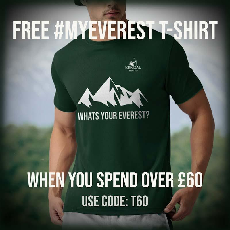 free TSHIRT WHEN YOU SPEND OVER £60 use code t60